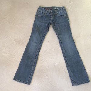 G BY GUESS JEANS CLAUDIA SIZE 27